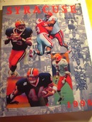 1998 SYACUSE Football Mdia Guide