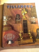 1998 Villanova Football Media Guide