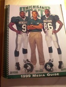 1999 Michigan State Football Media Guide