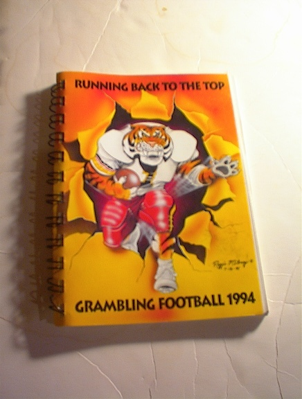 1994 Grambling Football Media Guide