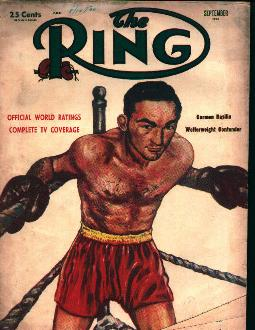 The Ring 1/56 Floyd Patterson!