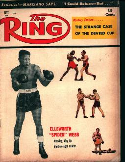 The Ring-5/57-Ellsworth Spider Webb