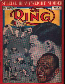The Ring-7/48- Jersey Joe Walcott