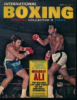 International Boxing-2/71-Muhammad Ali!