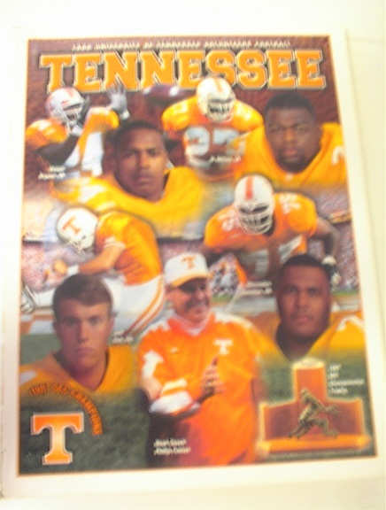 1998 University of Tennessee Volunteers