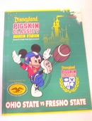 Aug.1994 Disneyland Pigskin Classic V Media G