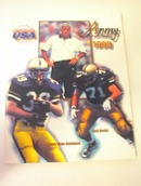 1998 USA Conference Army Football Media Guide