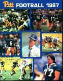 Pitt Football Guide 1987!