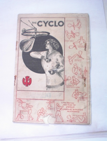 1902 The CYCLO Catalog From Kaufmanns store