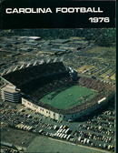 Carolina Football 1976 Gamcocks Pro Football!