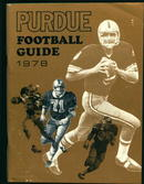 Purdue Football Guide from 1978!