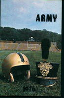Army Football Guide 1976!