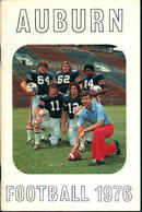 Auburn Football 1976 Guide!