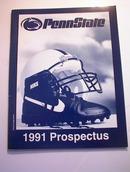 PENN STATE 1991 Prospectus Guide