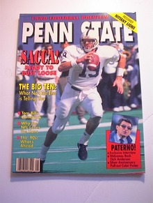 PENN STATE 1990 Football Preview