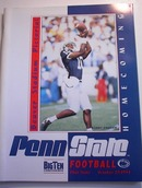 PENN STATE vs OHIO STATE 10/29/94 Program