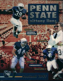 Penn State Nittany Lions 1997 Football Guide