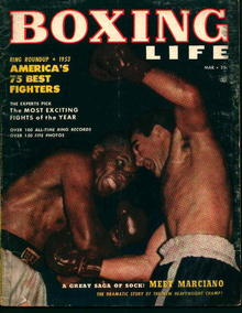 Boxing-3/53-75 Best Boxers, Rocky Marciano,F-
