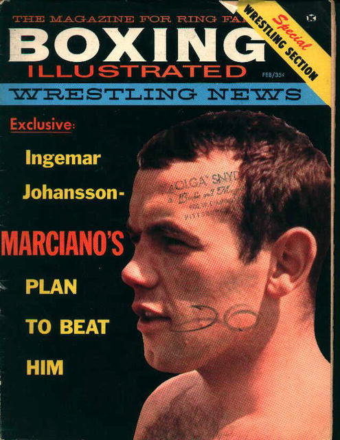 Boxing Ill.-2/60-Marcianao Plan,Joe Choynski!