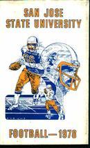 San Jose State University Football Media G-78