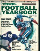 True's Collge Football Yearbook from 1972