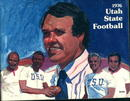 Utah State Football Guide from 1976