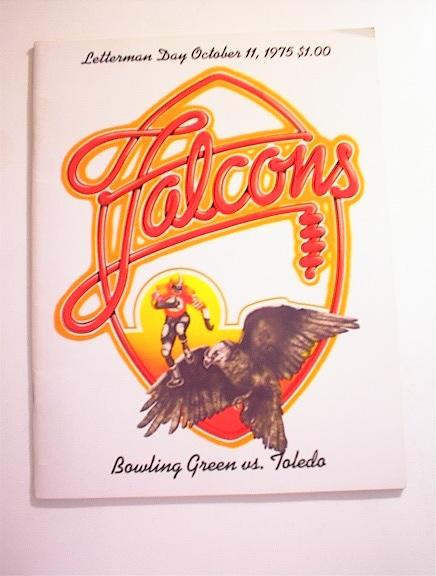 Bowling Green vs Toledo Falcons,10/11/1975