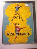 PITT vs WEST VIRGINIA 11/27/1951 Program