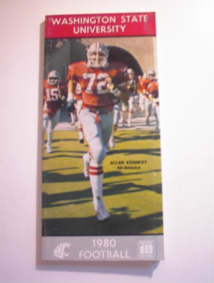Washington State University 1980 Pressbook