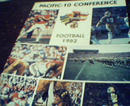 Pacific Ten Football Conference 1982