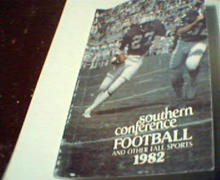 Southern Conference Football and other Sport