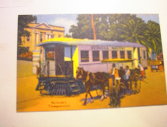 Bermuda Railway Rermuda's Transportation