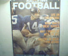 All Pro Football from 1962! Rosters,Predictio