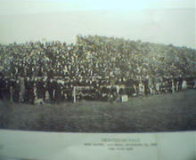 Princeton-Yale Pre Game Stands Photo=1903!
