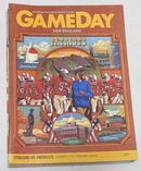 Gameday Pro! Steelers/N.E. Patriots 9/25/1983