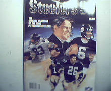 Steelers 1990 Official Yearbook! Noll, Rooney, More!