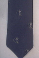 GREAT 1980's STEELER Necktie