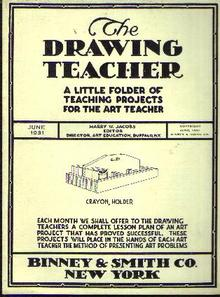 Drawing projects for kids, 1931
