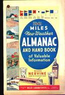 ALKA SELTZER & Miles Nervine, 1941