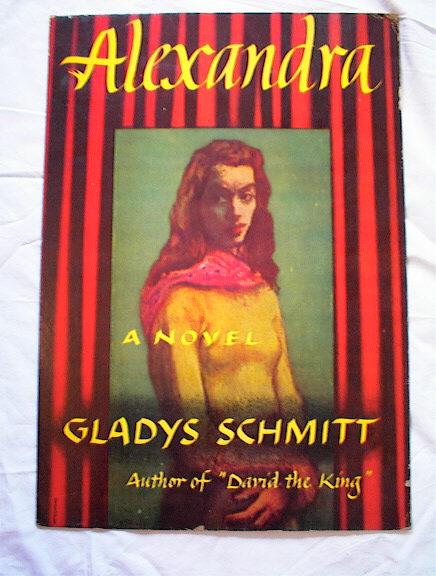 ALEXANDRA GLADYS SCHMITT by DAVID THE KING