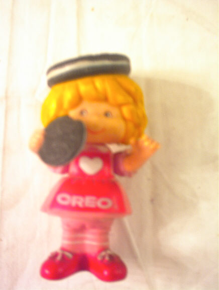 NICE Ca 1960's OREO COOKIE DOLL