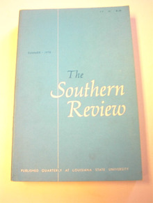 The Southern Review,Summer-1970,R.Graves