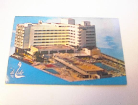 1960's Di Zido Hotel Miami Florida