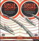 New York Central Circle Tours Back East 1930