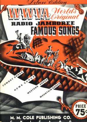 WWVA Country Western Songs 1942