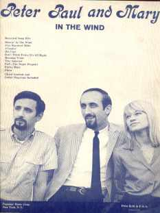 PPM In The Wind Great Classic Folk songs