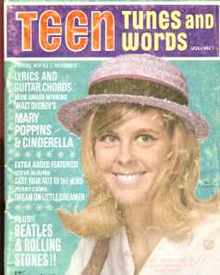 Teen Tunes & Words #1 1964? Beatles Stones