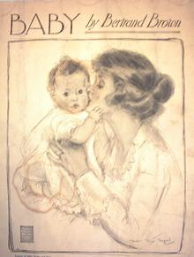BABY by BERTRAND BROWN   NICE L@@K