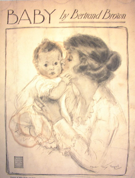 BABY by BERTRAND BROWN   NICE L@@K