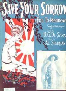 Save Your Sorrow 1925 Beautiful Art & Photo